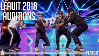 Download Lagu Berywam | Auditions |  France's Got Talent 2018 mp3