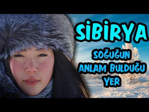 Sibirya Hakkında İlginç Bilgiler