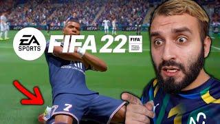 РЕАКЦИЯ ЭВОНЕОНА НА ТРЕЙЛЕР FIFA 22!