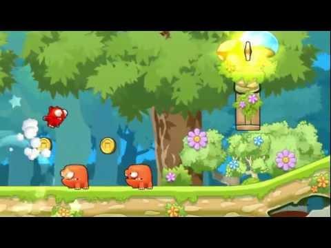 Mega Run - Redford's Adventure Official Trailer