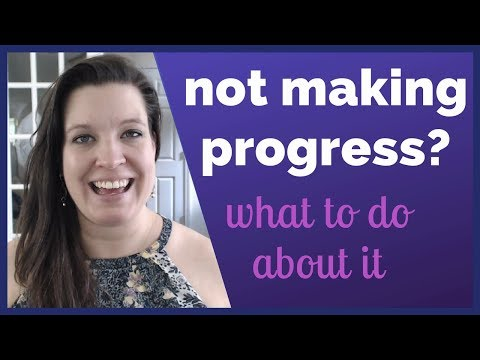 Three Reasons You're Not Making More Progress in English [English Learning Strategies]