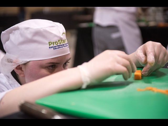 Coca-Cola and ProStart Team-Up in the Kitchen