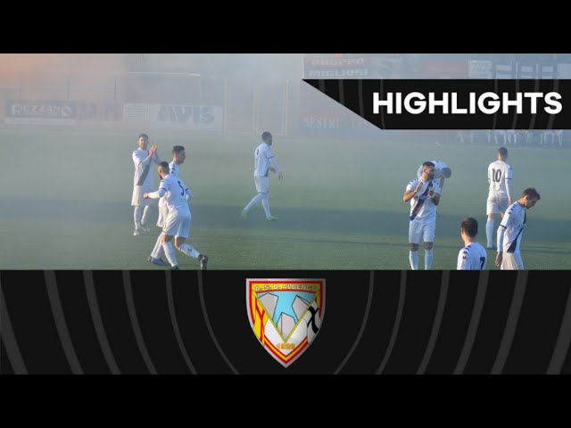 Stag. 2019/2020 - Sestri Levante - Albenga 3-1: gli highlights