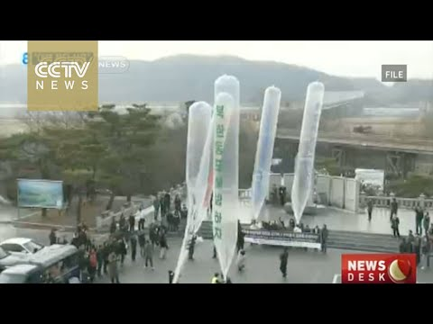 DPRK warns of shelling at S. Korean balloons carrying anti-Pyongyang leaflets