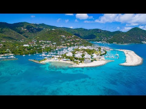 Guide to the British Virgin Islands: Nanny Cay