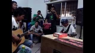 Malique ft Black - Teman Pengganti full cover KKBA