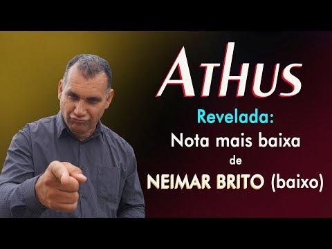 ATHUS no Rio de Janeiro - #Diário de Bordo 3 - A Nota mais baixa de Neimar