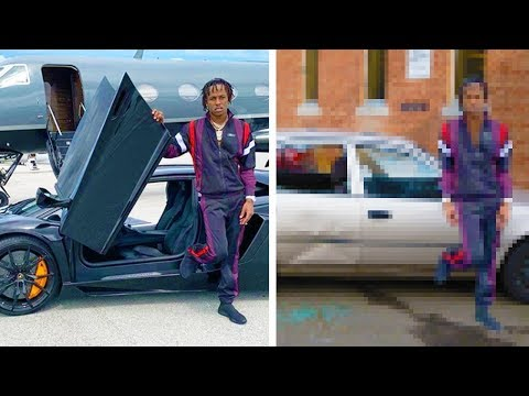 I Made Rappers Look Broke In Photoshop - PART 7 Rich The Kid Wiz Khalifa 21 Savage