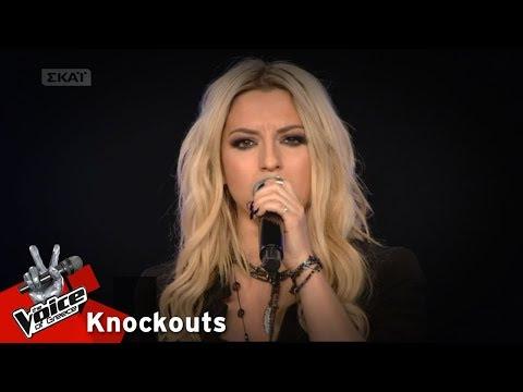 Ειρήνη Ντίσιου - Για το καλό μου | 3o Knockout | The Voice of Greece