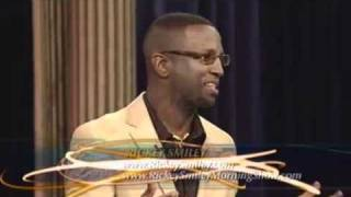 Rickey Smiley on TBN Apr 04, 2011 Interview