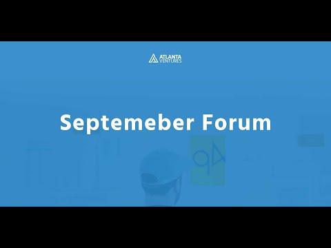 Simply SaaS Forum (September) at Atlanta Tech Village - YouTube