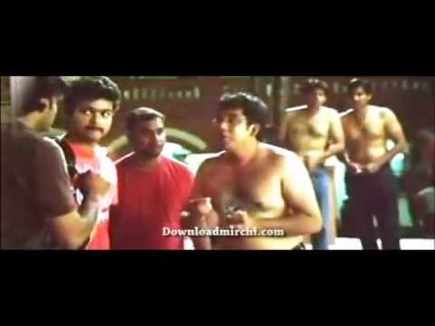 SNEHITUDU...movie vijay entrance (2011)