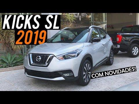 Avaliação   Novo Nissan Kicks SL 1.6 X-Tronic CVT 2020   Curiosidade Automotiva®