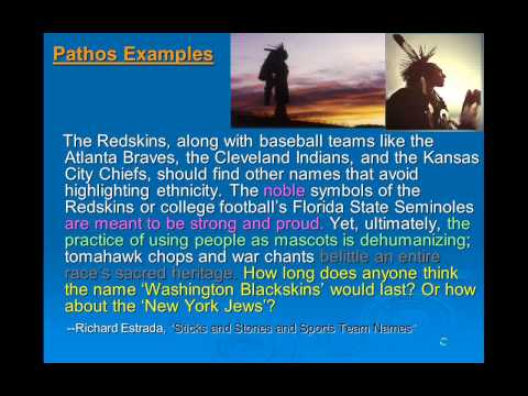 Ethos, Pathos, Logos: Detailed lecture