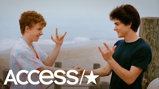 'A Tale Of Two Coreys': Access First Look | Access