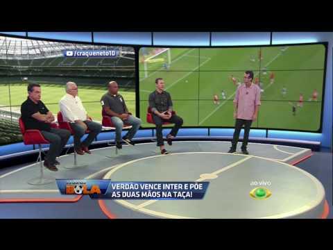 Velloso Sobre Palmeiras: Não é Um Jogo De Encher Os Olhos