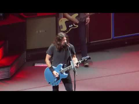 Foo Fighters - I'll Stick Around / All My Life / Learn To Fly - London O2 Arena 19 September 2017