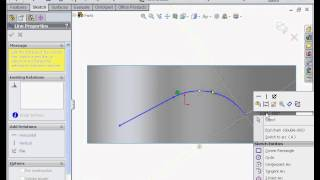 How to Trim Surfaces   SOLIDWORKS Tutorials Surface Design & Modeling