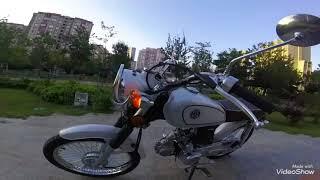 Kuba RX9 50cc inceleme ve test sürüşü...