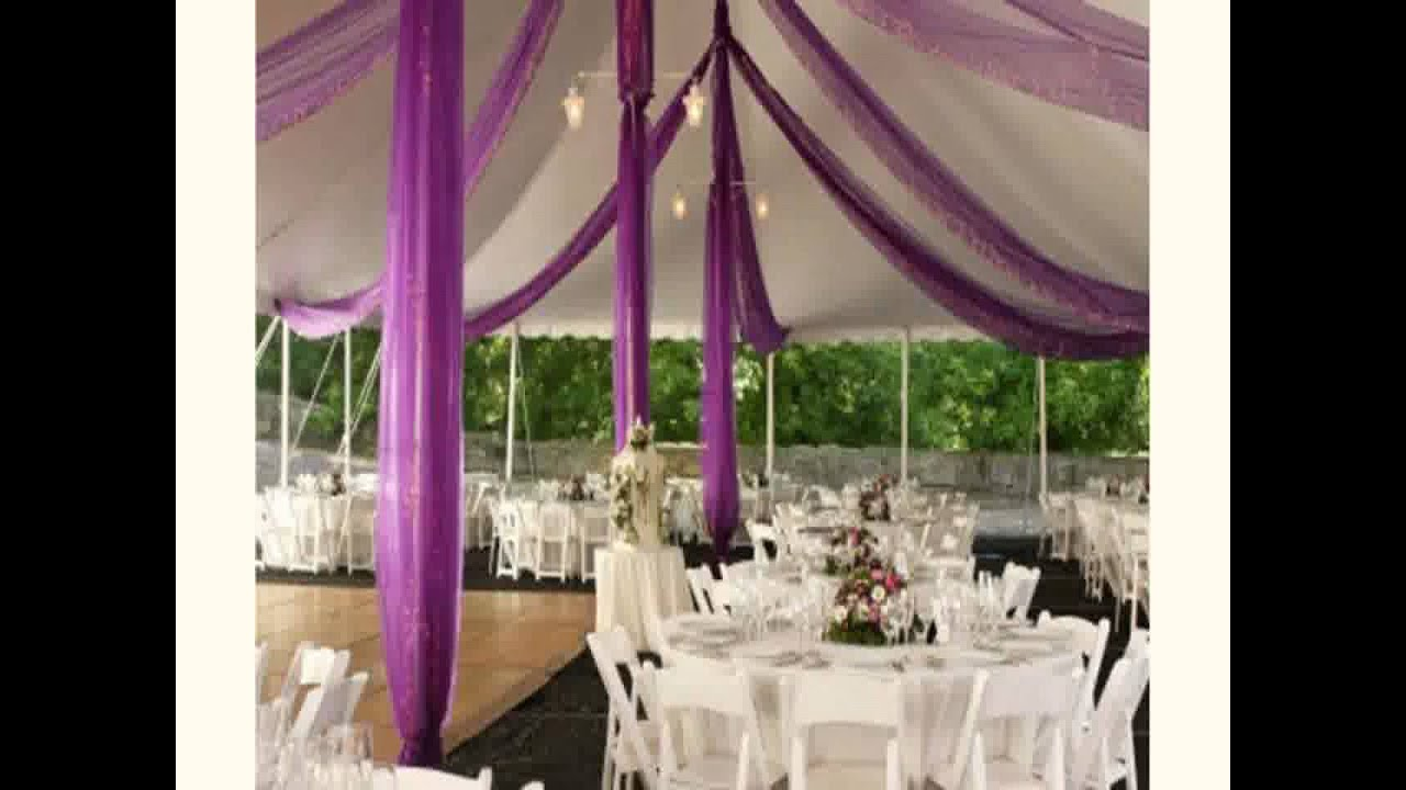 new outdoor wedding decoration ideas - youtube