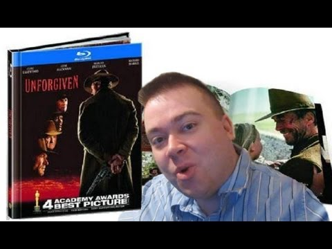 Blu-Ray Unboxing Review Of Unforgiven The 20th Anniversary Digibook