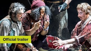Official Trailer | Treasure Island | National Theatre at Home