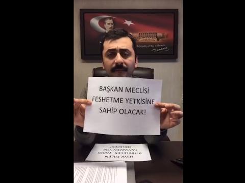 """Eren Erdem """"hayır"""" vermesinin gerekçelerini açıklıyor!"""