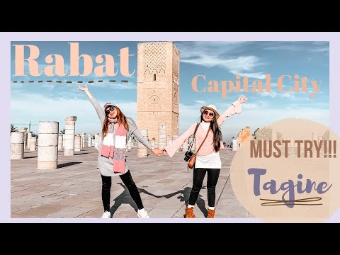 RABAT: Visited a world heritage site for FREE