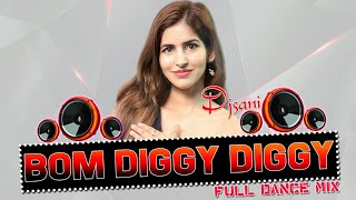 Bom Diggy Diggy | Full Dance Mix | Remix By(Djsani) | Mp3 And Flp Project