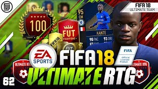 100TH NO WAY!!! FIFA 18 ULTIMATE ROAD TO GLORY! #62 - #FIFA18 Ultimate Team