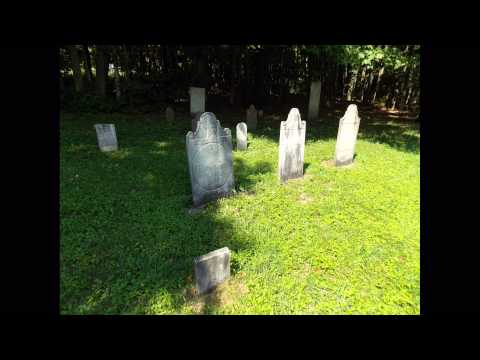 THE CEMETERY CHRONICLES: Historic Jedediah Peck Cemetery.