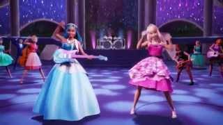 Barbie Rockowa Księżniczka 2015 cały film PL Dubbing