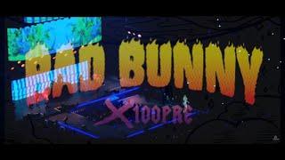 Bad Bunny Callaita **LIVE** @ Prudential Center
