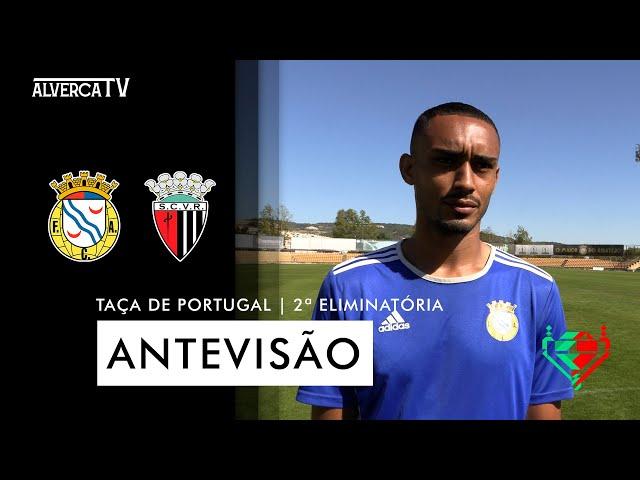 FC Alverca x SC Vila Real   Antevisão