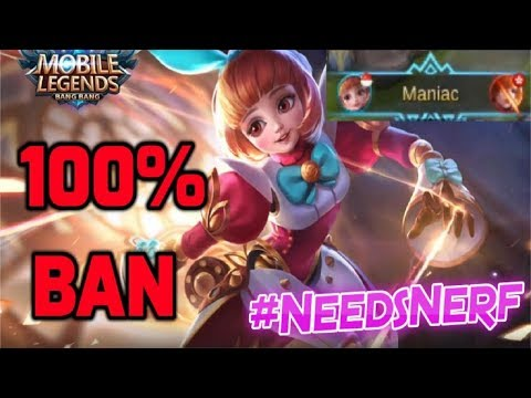 Maniacs & Savages EASY with ANGELA  HOW TO Build Tips & Gameplay Guide  MOBILE LEGENDS