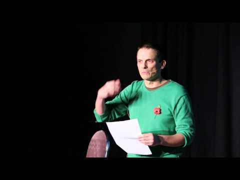 From Tony Blair to a dead language: what's the point of the Isle of Man? | Adrian Cain | TEDxDouglas
