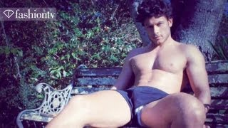 Daniel Garofali Sizzles in 2012 Calendar Photoshoot! Go Behind The Scenes | FashionTV FMEN