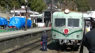 大井川鉄道 南海ズームカー 近鉄16000系 並び 千頭駅