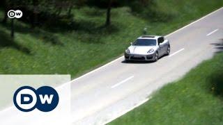 سيارة بورش باناميرا | عالم السرعة