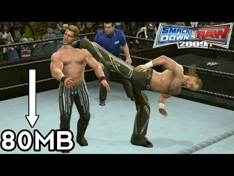 Wwe Smackdown Vs Raw Highly Compressed Download For Pc