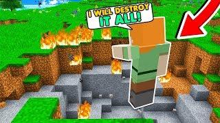 Minecraft Steve Saga - ALEX DESTROYED EVERYTHING