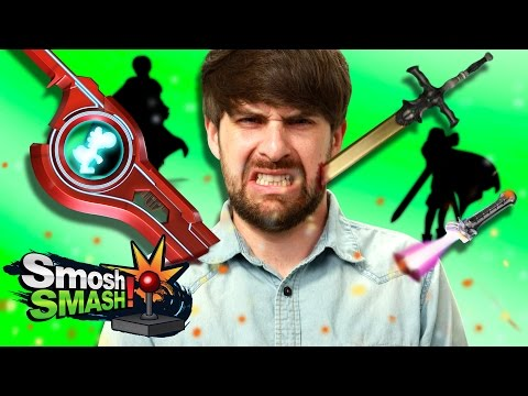 IAN IS A SWASHBUCKLER (Smosh SMASH!)
