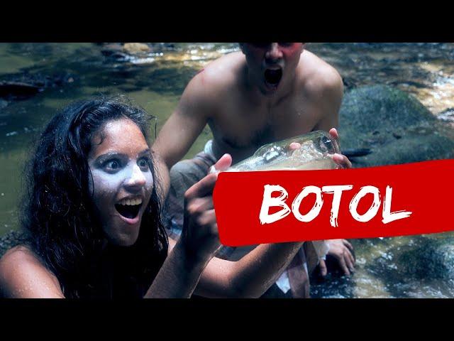 BOTOL   Horror short film