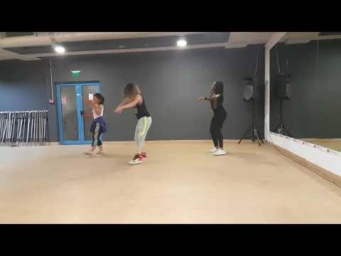Kiss Daniel - Yeba (Zumba®Fitness choreo)