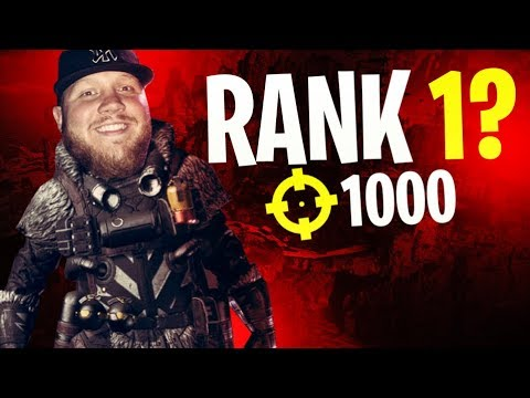 1000 KILLS ON CAUSTIC!! RANK 1?! W/ MENDO & TREVOR MAY - Apex Legends