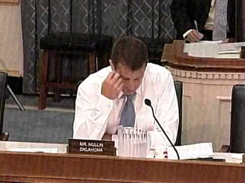 Rep. Mullin questions Consumer Product Safety Commission Chairman