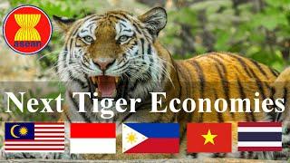 The Next Asean Tiger Economies: Indonesia, Thailand, Malaysia, Philippines, And Vietnam