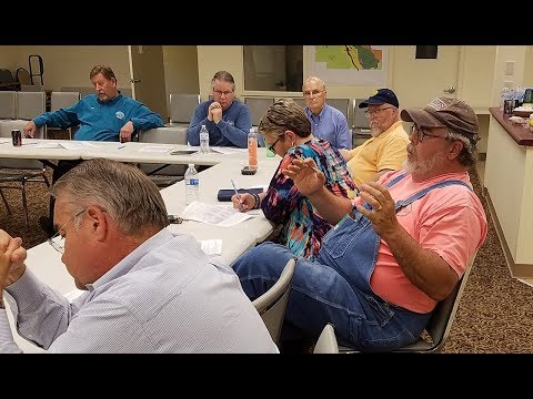 Pickens County Joint Comprehensive Plan Stakeholders April 2018