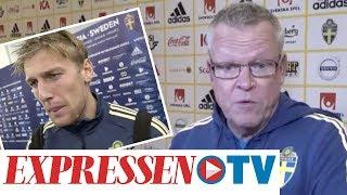 Emil Forsberg missar tisdagens match mot Norge