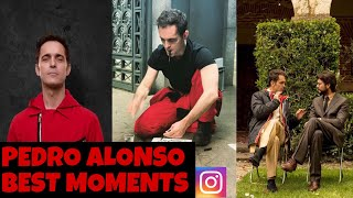 Pedro Alonso Best Moments (Instagram)